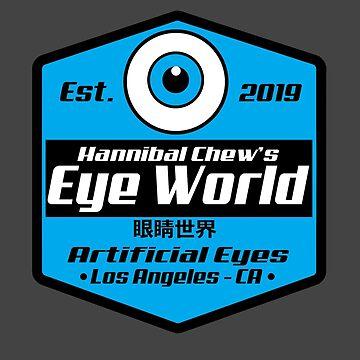 Eye world by edcarj82