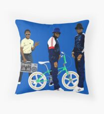 Old Skool kool Throw Pillow