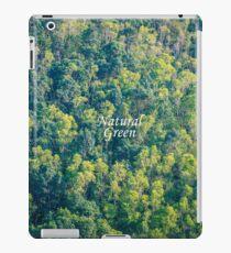 Natural Green iPad Case/Skin