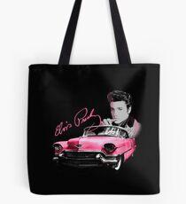 Elvis Presley's Pink Cadillac Tote Bag