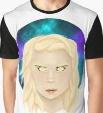 I Am Endlessly Creating Myself- Galaxy Graphic T-Shirt