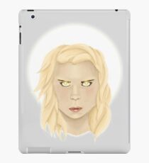 I Am Endlessly Creating Myself- Gold iPad Case/Skin