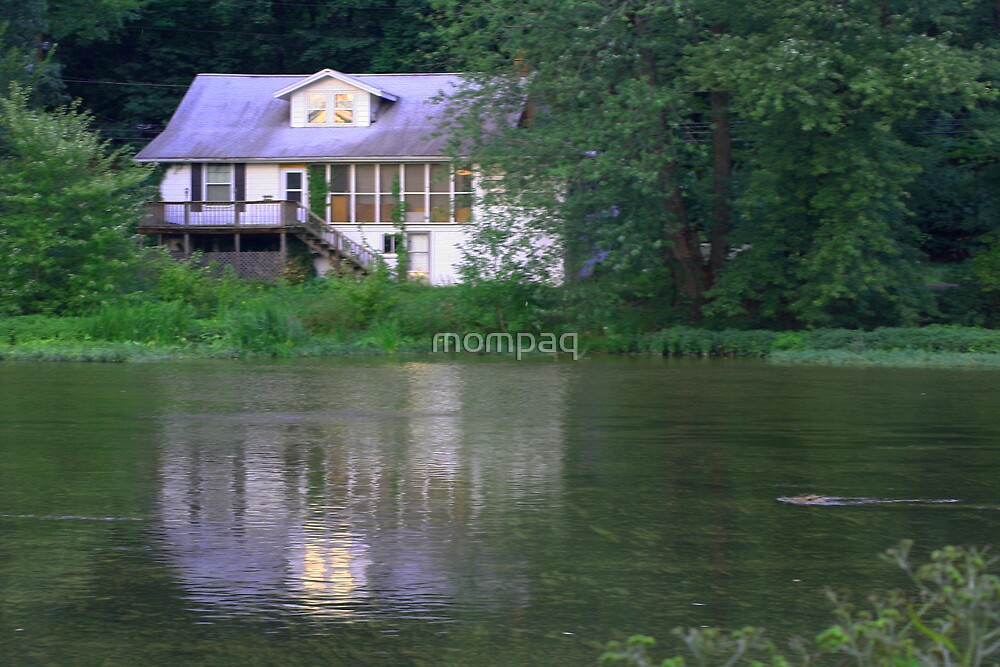 Creekside House by mompaq