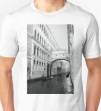 The Bridge Of Sighs - Venice Unisex T-Shirt