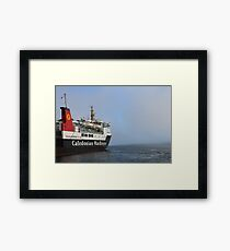 MV Hebridean Isles Framed Print