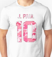 Jake Paul - Team 10 (Pink Camo) T-Shirt
