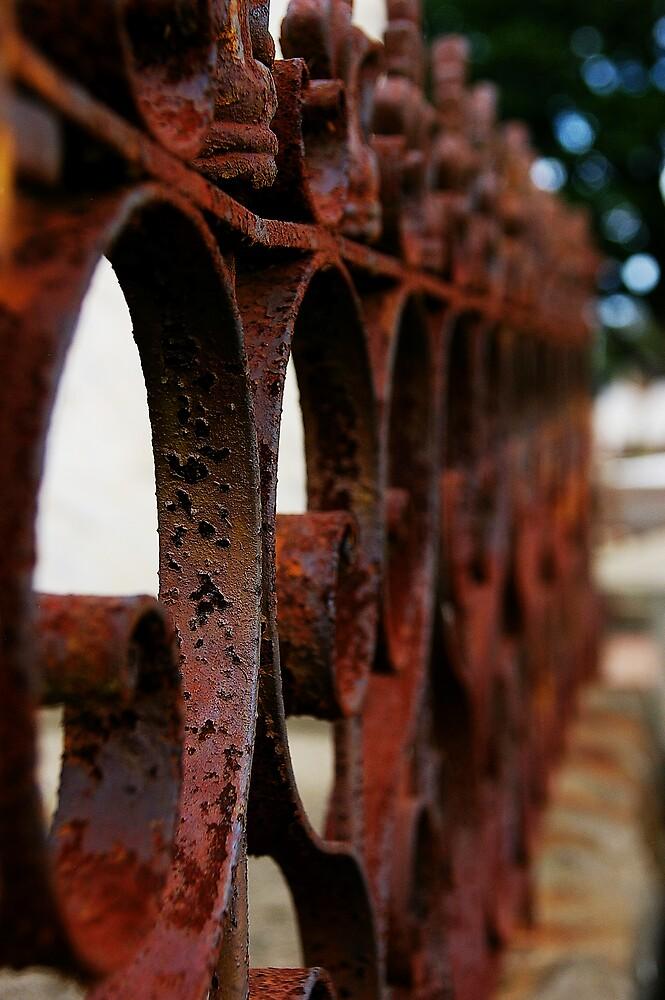 Cemetery Rust by housenbaby