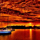 Kinnego Marina by doublevision