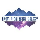 From a Different Galaxy by Andreea Butiu