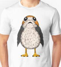 Star Wars Porg Textured Unisex T-Shirt