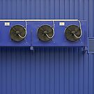 Blue Vents by hynek