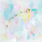 Unicorn Dreams Abstract Painting Prints by Niki Jackson