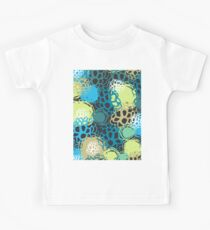 Seamless background black blue brown green  Kids Clothes