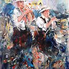 Jazz Musicians - Let's Liven It Up! by Ballet Dance-Artist