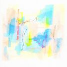 Fragmented Abstract Drawing Prints by Niki Jackson