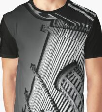 Striped Cathedral - Verona Graphic T-Shirt