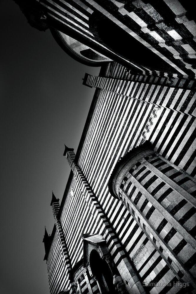 Striped Cathedral - Verona by Samantha Higgs
