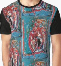 Caged birds Graphic T-Shirt