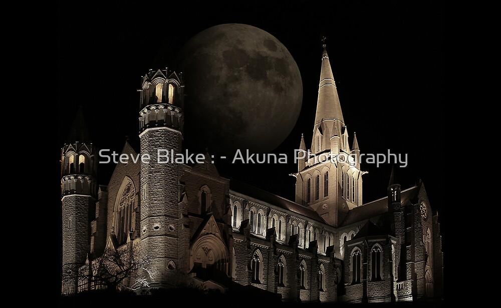 Werewolfs of Bendigo by Steve Blake : - Akuna Photography Bendigo