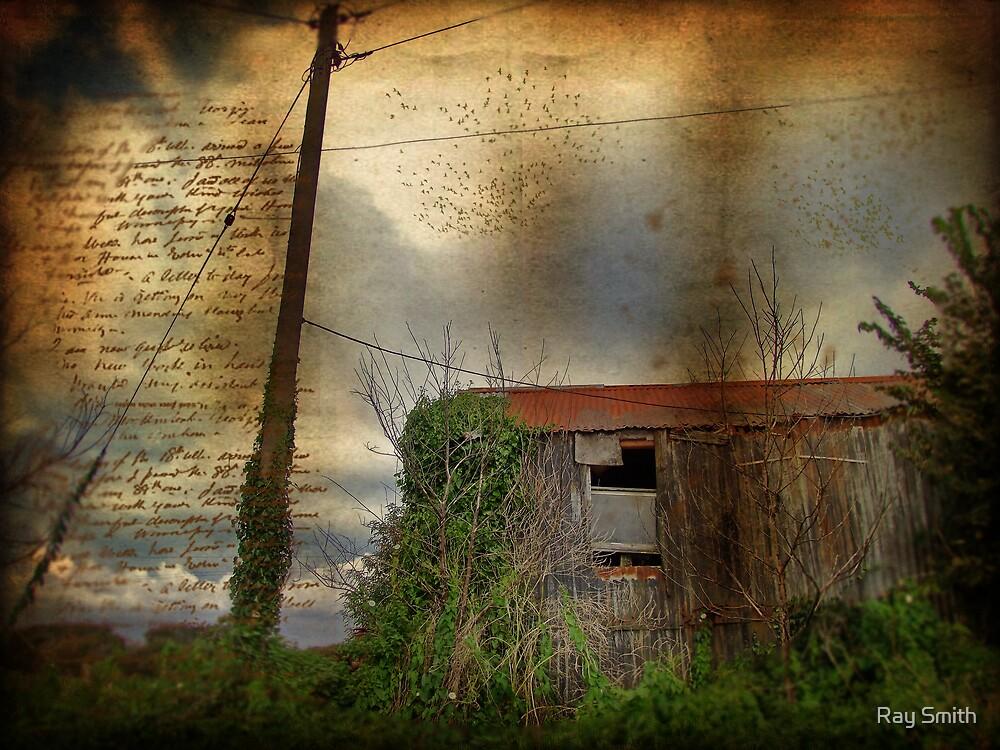 Barn by Ray Smith