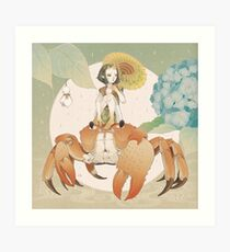 Tsuyu Art Print