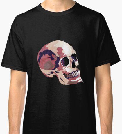 Skull pink Halloween Classic T-Shirt