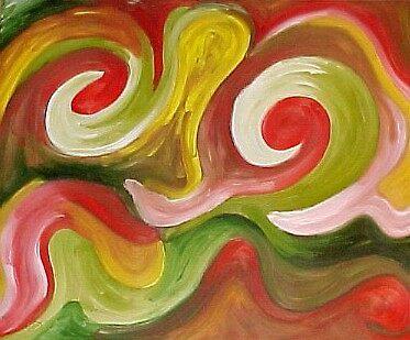 Green Mountain Wind by Dan  Branson