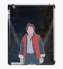 MARTY MCFLY iPad Case/Skin