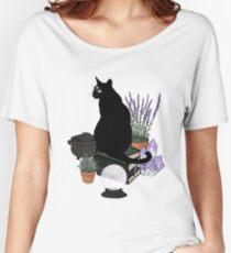 Der Vertraute (Transparent) Baggyfit T-Shirt