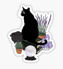 Halloween Stickers Aesthetic.Witch Aesthetic Stickers Redbubble