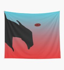 Wyvern Streamers Wall Tapestry