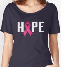 Breast Cancer Awareness Month October Women's Relaxed Fit T-Shirt