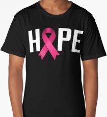 Breast Cancer Awareness Month October Long T-Shirt