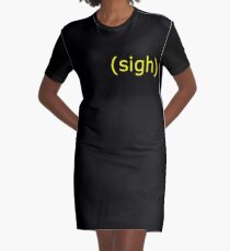 buzzfeed unsolved Graphic T-Shirt Dress