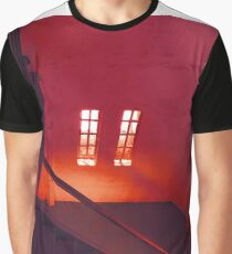 Upstairs Graphic T-Shirt