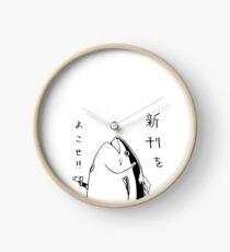 Reloj Pescado japonés aguanta