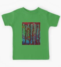 teal blood Kids Clothes