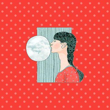 blow blow blow ur stress away by FUNtazia