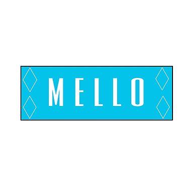 MELLO Box Logo by MellowZenji