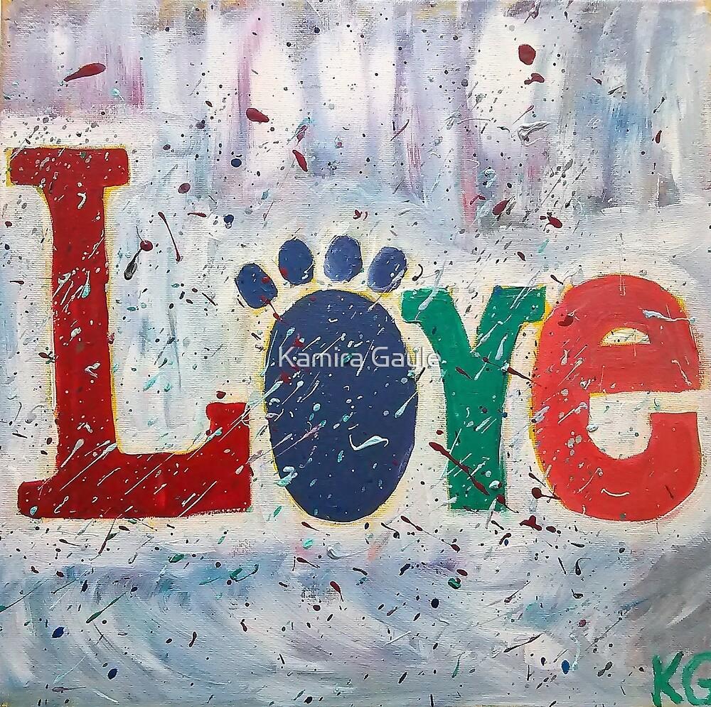 Animal Love by Kamira Gayle