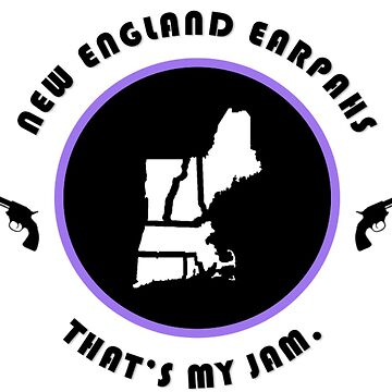 New England Earpahs! by schmamsw