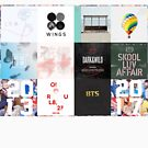 BTS 2013-2017 von jogtest