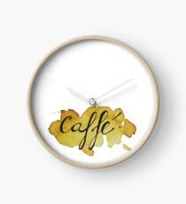 CAFFÉ Clock