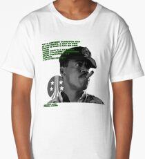 Aliens (Sgt. Apone´s speech) Long T-Shirt