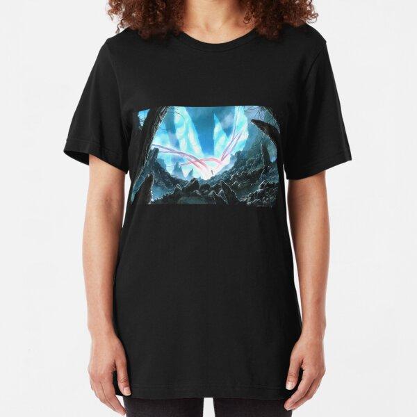 Leap of Faith Slim Fit T-Shirt