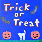 Trick or Treat by Kamira Gayle