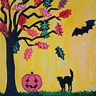 Scaredy Cat by Kamira Gayle