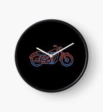 bike lovers Clock
