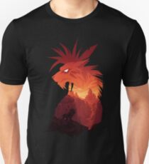 The Canyon's Guardian Black Unisex T-Shirt