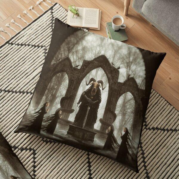 Binding Ritual Floor Pillow